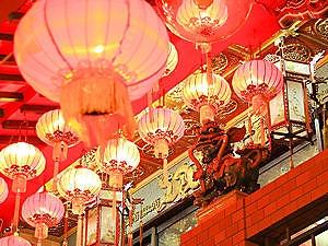 南京町春節祭 【2017年1月22・27~29日】