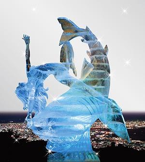 六甲山氷の祭典