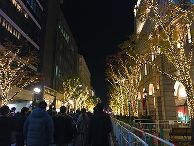 神戸ルミナリエ2019へ行ってきました