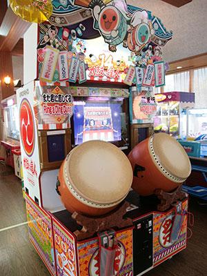 兵衛向陽閣-ゲームコーナー-太鼓の達人.jpg