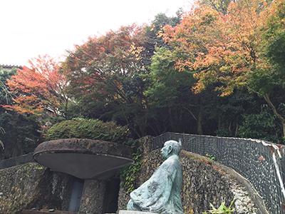 兵衛向陽閣-紅葉だより20151122-湯けむり広場.jpg