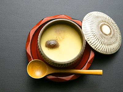 旬の味『玉子茶碗』