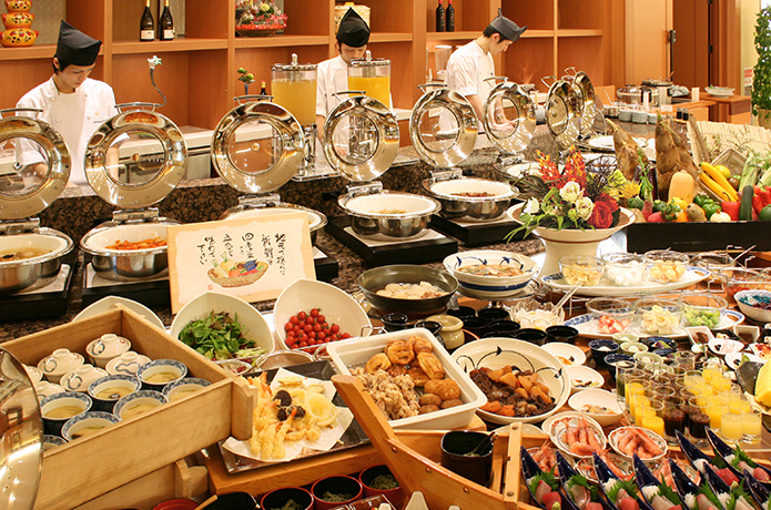 Arima Four Seasons Buffet