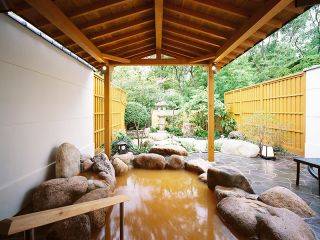 Asagiri-private open-air bath(hot spring bath)