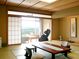 Japanese style room-North bldg.