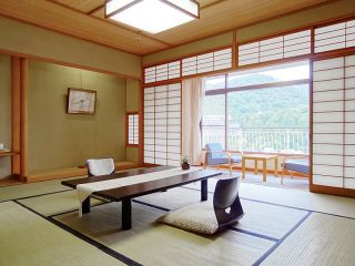 Japanese style room-West bldg.