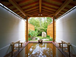 Yugiri-private open-air bath(hot spring bath)