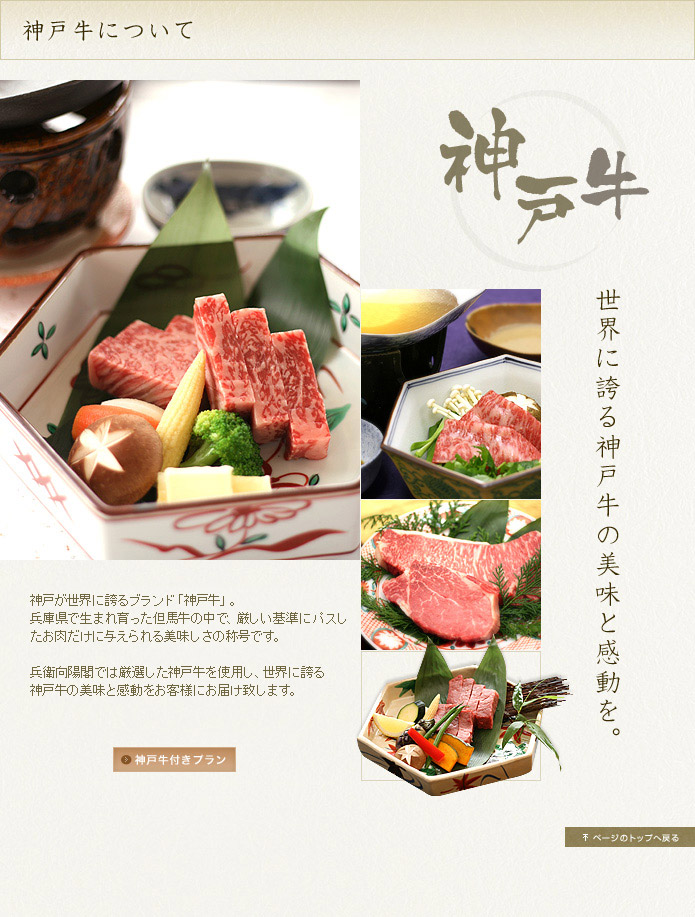 神戸牛について